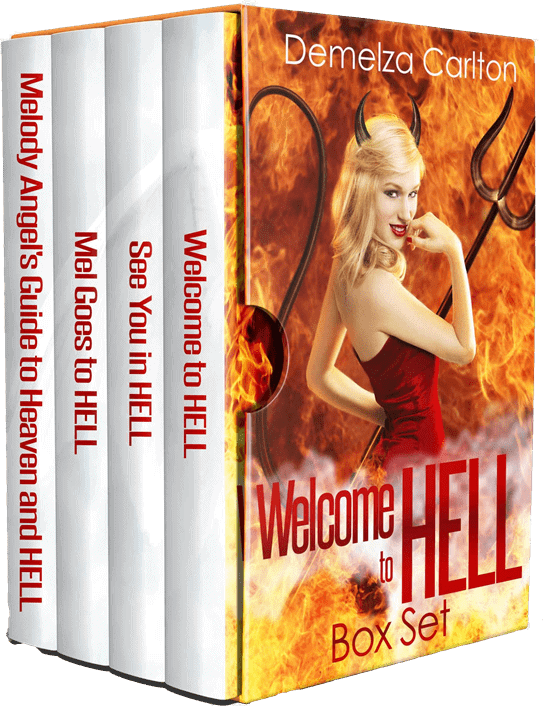 Welcome to Hell Box set 3d v2 low res