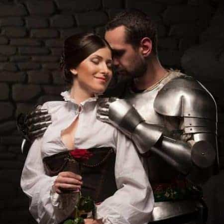 Romance a Medieval Fairytale series